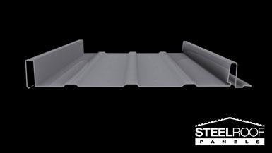 Regency Loc Standing Seam Metal Panels