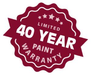 Paint Warranty