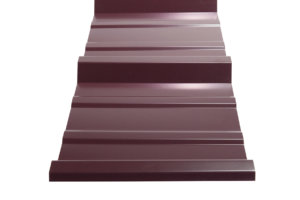 Burgundy Roof Panels