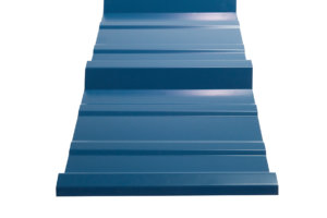 Gallery Blue Roof Panels