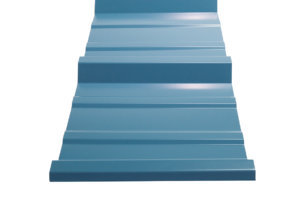 Hawaiian Blue Roof Panels