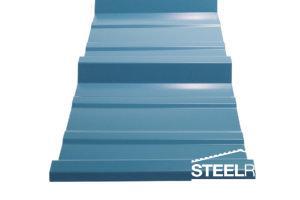 Hawaiian Blue Roof Panels