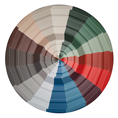 Roofing Panel Colors