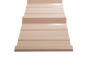 Tan Roof Panels