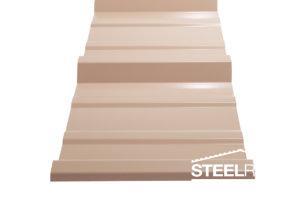 Tan Roof Panels
